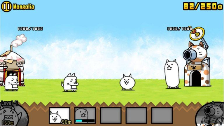 The Battle Cats for android APk for free
