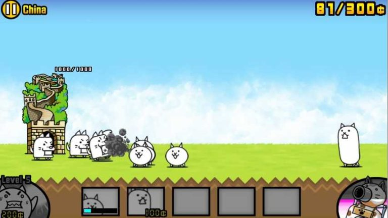 The Battle Cats mods online, download for free